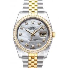 Rolex Datejust reloj de replicas 116243-32