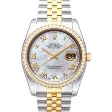 Rolex Datejust reloj de replicas 116243-10