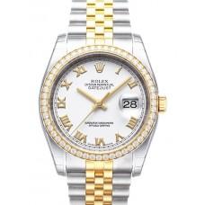 Rolex Datejust reloj de replicas 116243-12