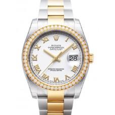 Rolex Datejust reloj de replicas 116243-11