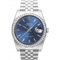 Rolex Datejust reloj de replicas 116244-24