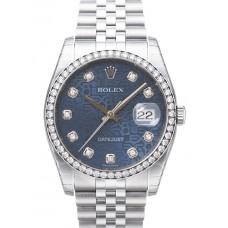 Rolex Datejust reloj de replicas 116244-52