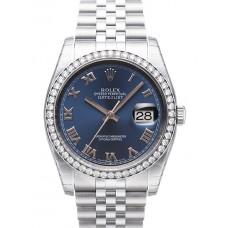 Rolex Datejust reloj de replicas 116244-45