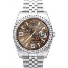 Rolex Datejust reloj de replicas 116244-50