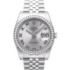 Rolex Datejust reloj de replicas 116244-4