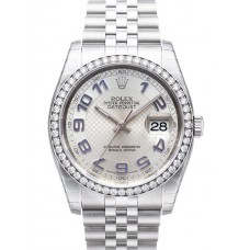 Rolex Datejust reloj de replicas 116244-43