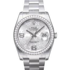 Rolex Datejust reloj de replicas 116244-36