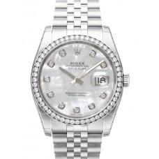 Rolex Datejust reloj de replicas 116244-3