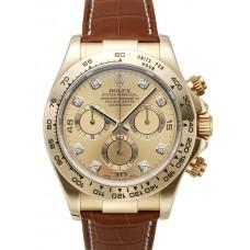 Rolex Cosmograph Daytona replicas de reloj 116518-16
