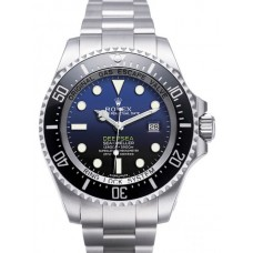 Rolex Sea-Dweller Deepsea D-Blue reloj de replicas 116660 D-Blue
