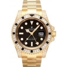 Rolex GMT-Master II reloj de replicas 116758 SANR
