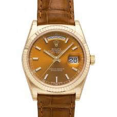 Rolex Day-Date reloj de replicas 118138-2