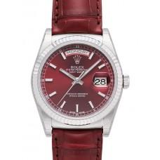 Rolex Day-Date reloj de replicas 118139-2