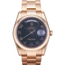 Rolex Day-Date reloj de replicas 118205-13