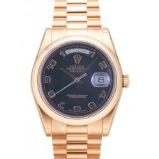 Rolex Day-Date reloj de replicas 118205-1