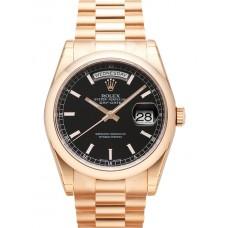 Rolex Day-Date reloj de replicas 118205-11