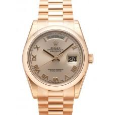 Rolex Day-Date reloj de replicas 118205-14
