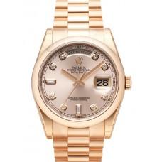 Rolex Day-Date reloj de replicas 118205-15