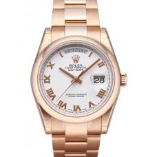 Rolex Day-Date reloj de replicas 118205-9