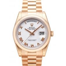 Rolex Day-Date reloj de replicas 118205-12
