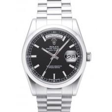 Rolex Day-Date reloj de replicas 118206-8
