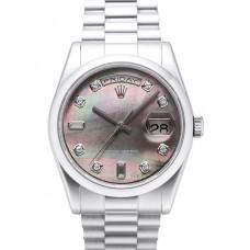 Rolex Day-Date reloj de replicas 118206-7