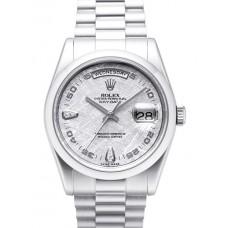 Rolex Day-Date reloj de replicas 118206-5