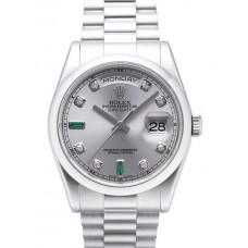 Rolex Day-Date reloj de replicas 118206-10