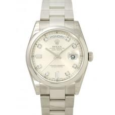 Rolex Day-Date reloj de replicas 118209-2
