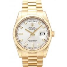 Rolex Day-Date reloj de replicas 118238-5
