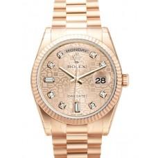 Rolex Day-Date reloj de replicas 118235-5