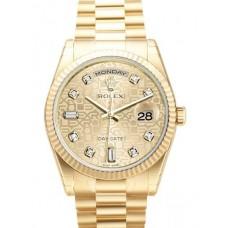 Rolex Day-Date reloj de replicas 118238-6