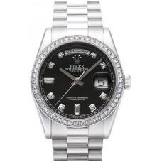 Rolex Day-Date reloj de replicas 118346-9