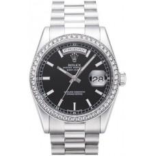 Rolex Day-Date reloj de replicas 118346-8