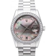 Rolex Day-Date reloj de replicas 118346-7