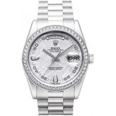Rolex Day-Date reloj de replicas 118346-5