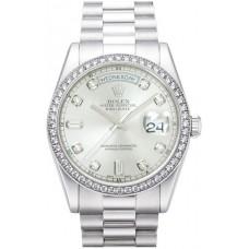 Rolex Day-Date reloj de replicas 118346-4