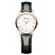 Replicas Reloj Chopard hombres Classic 18-Karat Rose Gold 124200-5001