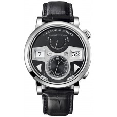 A.Lange&Sohne Zeitwerk Striking Reloj Temps 44.2mm hombres replicas 145.029