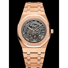 Audemars Piguet Royal Oak OPENWORKED EXTRA-THIN reloj 15204OR.OO.1240OR.01  Replicas