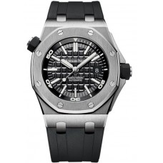 Replicas de Audemars Piguet Royal Oak Offshore Diver - Stainless reloj