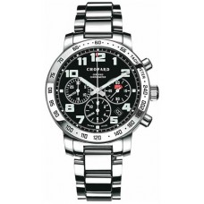 Replicas Reloj Chopard Mille Miglia Stainless Automatic Chronograph hombres 158920-3001
