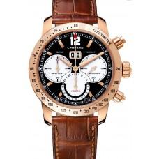 Replicas Reloj Chopard Mille Miglia Jacky Ickx Ed. 4 Rose Gold 161262-5001