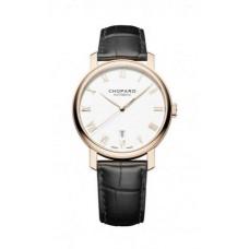Replicas Reloj Chopard hombres Classic 18-Karat Rose Gold 161278-5005