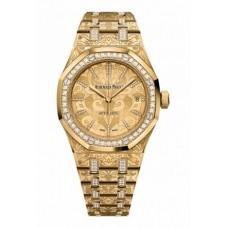 Réplica Audemars Piguet Royal Oak Selfwinding oro & Diamantes Reloj