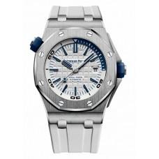 Réplica Audemars Piguet Royal Oak Offshore Diver Acero inoxidable Reloj
