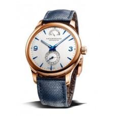 Réplica Chopard L.U.C Quattro Limited Edicion 18K Rosa oro Hombres Reloj