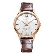 Réplica Chopard L.U.C XPS 18k Rosa oro Reloj