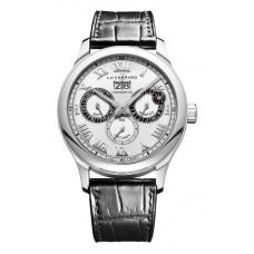 Réplica Chopard L.U.C Perpetual Twin Acero inoxidable Reloj