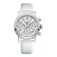 Réplica Chopard Mille Miglia Classic Cronografo Acero inoxidable Reloj
